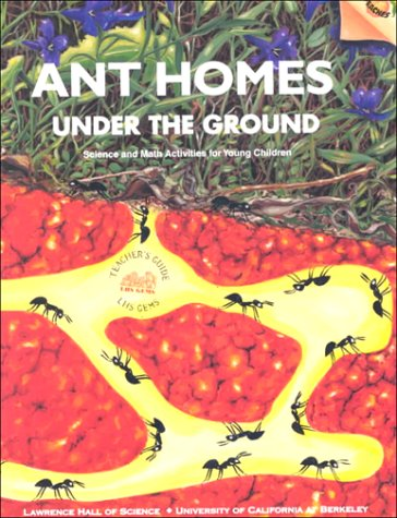 Ant Homes Under the Ground, Teacher's Guide