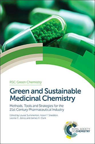 methods for sustainability in the chemical industry Green and sustainable medicinal chemistry: methods, tools and strategies for the 21st century pharmaceutical industry chapter 1 finally we will look at what's happening in the world of green chemistry in terms of initiatives, major activities, and success stories and how it's influencing education.