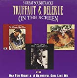 Truffaut & Delerue On The Screen: 5 Great Soundtracks - Confidentially Yours, A Beautiful Girl Like Me, Day For Night, The Last Metro, The Woman Next Door