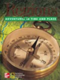 img - for Regions: Adventures in Time and Place, Grade 4 book / textbook / text book