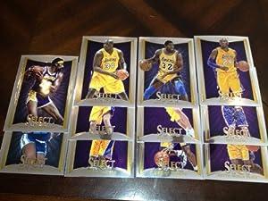 2012 - 13 Panini Select Basketball Cards Los Angeles Lakers Team Set - Antawn Jamison... by Select