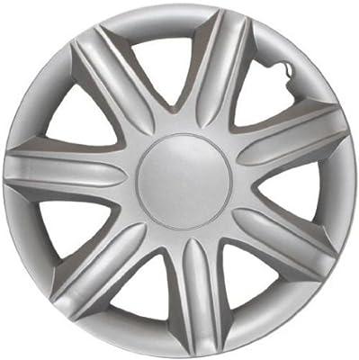 4 Radkappen Radzierblenden Typ Rubin Silber Passend Fr Renault 13 Zoll Stahlfelgen von Tunershop