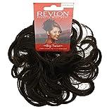 Revlon Ready-to-Wear Hair Big Twist, Dark Brown, 1 each