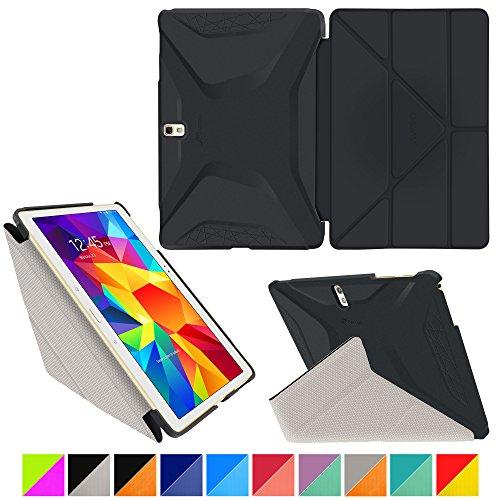 roocase-samsung-galaxy-tab-s-105-custodia-case-origami-3d-nero-granite-grigio-cool-ultra-sottile-sli