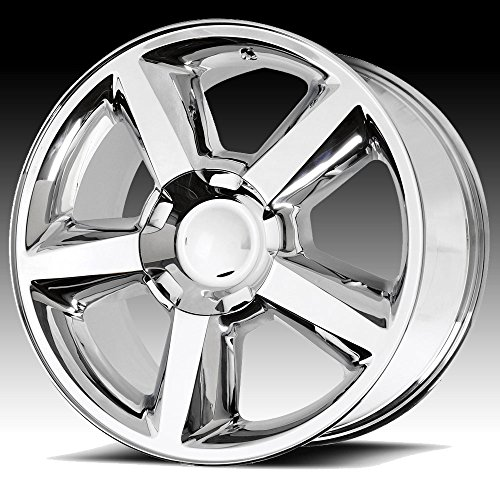 OE Creations | 131P-285831 | 20 Inch | Chevy Silverado 1500LTZ | PR131 Wheel/Rim | Metallic | 20x8.5 Inch | 6x5.5/6x139.70 | 31mm (Chevy Silverado Rims 20 compare prices)