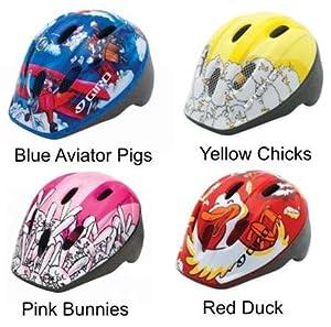 Giro Me2 Infant/Toddler Bike Helmet (White/Pink Elements, Universal Infant Fit)