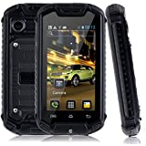 Sudroid Z18 2.45 Inches Unlocked Mini Phone with Android 4.2 Os (Black)