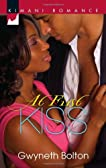 At First Kiss (Kimani Romance)