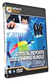 InfiniteSkills Crystal Reports 2008 Training DVD Bundle - Beginners to Advanced (PC/Mac)