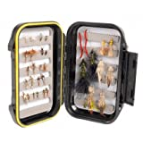 Wetfly 32 Fly Starter Assortment in Waterproof Box One Color, One Size
