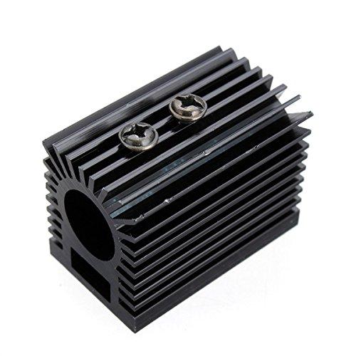 12mm Laser Module Heat Sink Holder Mount Cooling Heat Sink CNC Parts (Laser Pointer 50mw Module compare prices)