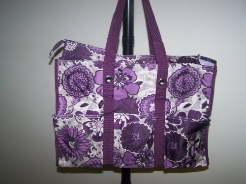 Thirty Oneplum Awesome Blossom Super Organizing Tote front-84408
