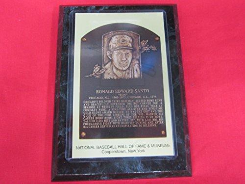 Ernie banks cubs plaque cubs ernie banks plaque ernie banks chicago cubs pl - Plaque induction design ...
