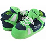 NFL Seattle Seahawks Slippers XXL- Unisex 12 - 15 at Amazon.com