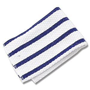 Now Designs Basketweave Dishcloth - Indigo