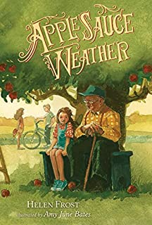 Book Cover: Applesauce weather