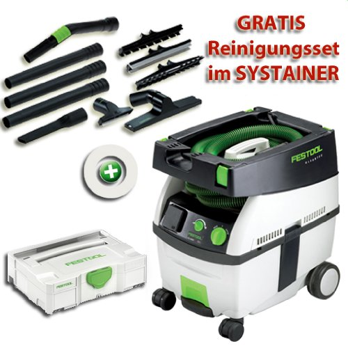 staubsauger testsieger festool absaugmobil ctl midi test. Black Bedroom Furniture Sets. Home Design Ideas