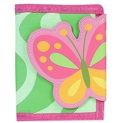 Stephen Joseph Wallet Butterfly
