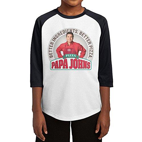 t-usa-unisex-teenager-papa-john-3-4-sleeve-raglan-jersey-baseball-t-shirts