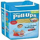 Huggies Pull Ups Potty Training Pants for Boys Medium 11 18 kg 14 x 6 Packs 84 Pants
