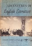 img - for Adventures in English Literature [ cardinal newman edition] book / textbook / text book