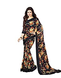 Saree By Geet Fashion Solution Manufacturer By Georgette Desing Saree