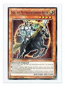 DUEA-DE091 Gaia, der Mitternachtssonnen-Ritter 1. Auflage + Free Original Gwindi Card-Sleeve