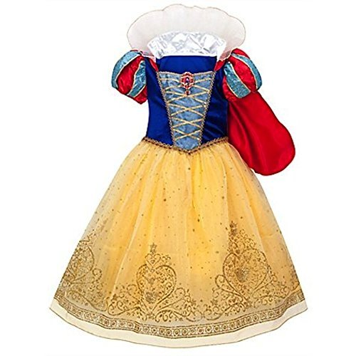 Disney Store Princess Snow White Costume Size XS (4) (age 3 - 4 years)