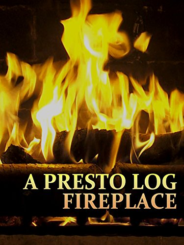 A Presto Log Fireplace