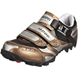 Shimano M086 / SH-M086Z Men's Mountain Cycling Shoes Bike MTB, Bronze, Size EU 40 / US 6.7