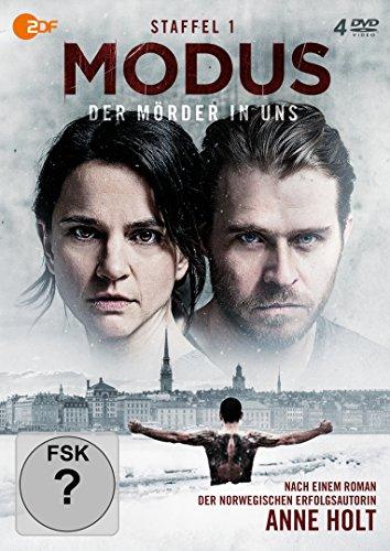 Modus - Der Mörder in uns: Staffel 1 [4 DVDs]