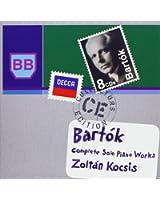 Bartok : Intégrale des oeuvres pour piano solo (Coffret 8 CD)