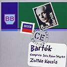 Bartok : Int�grale des oeuvres pour piano solo (Coffret 8 CD)