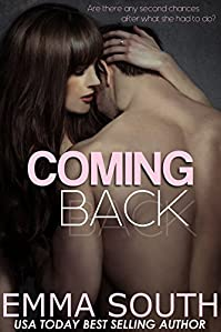 Coming Back: A New Adult Romantic Suspense by Emma South ebook deal