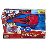 Marvel The Amazing Spider-Man 2 Motorized Spider Force Web Blaster