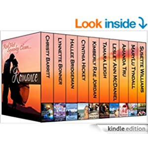 Ereadergirl rescuing your wallet from overpriced ebooks red hot squeaky clean romance collection boxed set ten shades of inspirational romance fandeluxe Choice Image