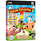 Farm Frenzy 2: Bonus Edition - Back to the Barnyard with 5 Great Games