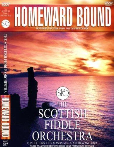 SCOTTISH FIDDLE ORCHESTRA - HOMEWARD BOUND [IMPORT ALLEMAND] (IMPORT) (DVD)