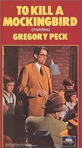 Amazon.com: To Kill a Mockingbird [VHS]: Gregory Peck, John Megna, Frank Overton, Rosemary