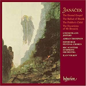 Jancek Orchestral Music from Hyperion