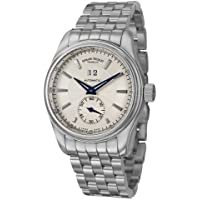 Armand Nicolet M02 Men's Automatic Watch (Silver)