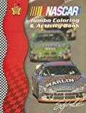 NASCAR Jumbo Coloring and Activity Book with Other