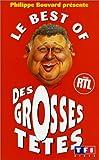 echange, troc Le Best Of des Grosses Têtes [VHS]