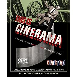 This Is Cinerama (60th Anniversary Combo Blu-Ray DVD Edition)