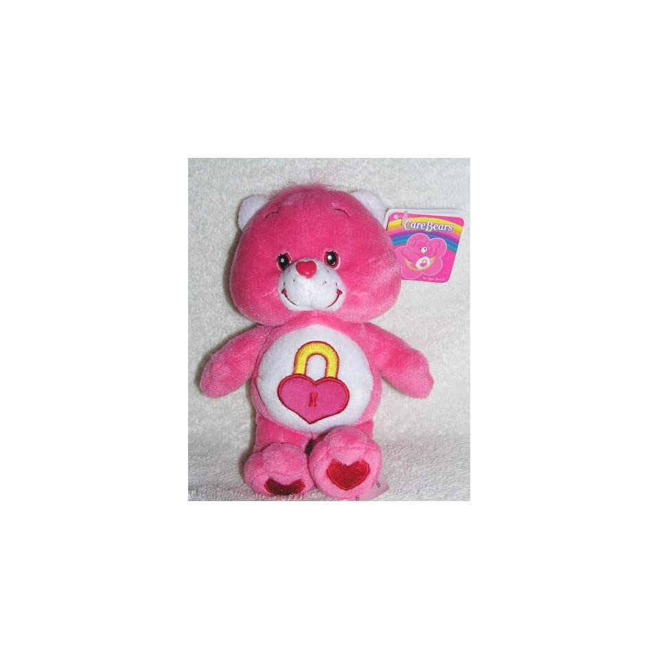 Care Bears 7 Plush Secret Bear Bean Bag Doll