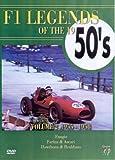 echange, troc F1 Legends of the 1950's - Vol 2 [Import anglais]