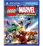 LEGO Marvel Super Heroes: Universe in Peril - PlayStation Vita