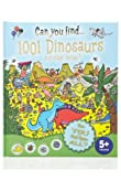Can You Find 1001 Dinosaurs and Other Things Book [T79-8991A-S]