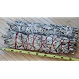 "White Sage Smudging Stick - Large (8""-9.5"") - 2 Pack"