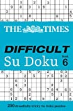Times Difficult Su Doku Book 6, The
